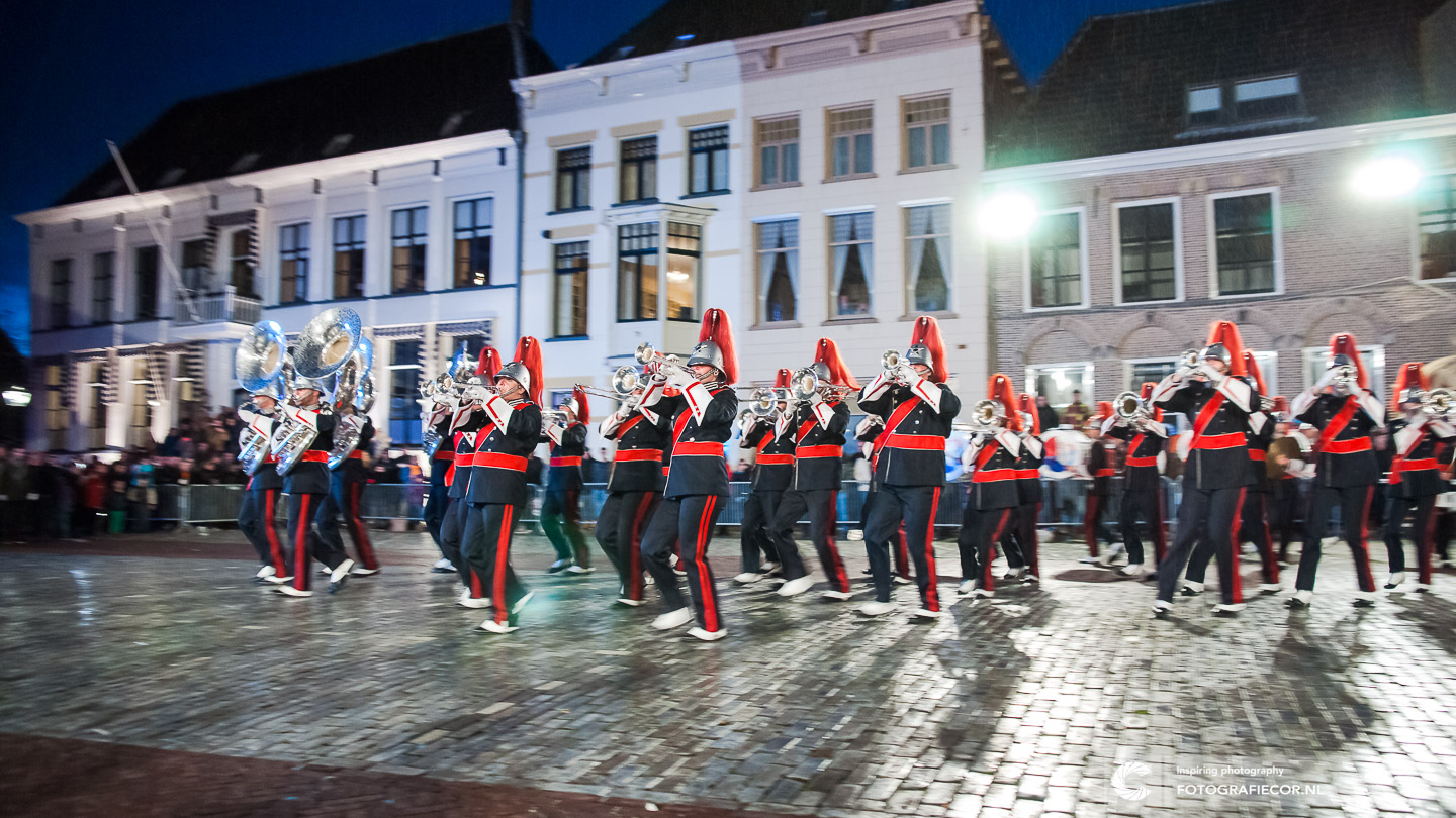 KTK | Kampen | Showband | Evenement | special act | Taptoe Kampen | © Fotografiecor.nl