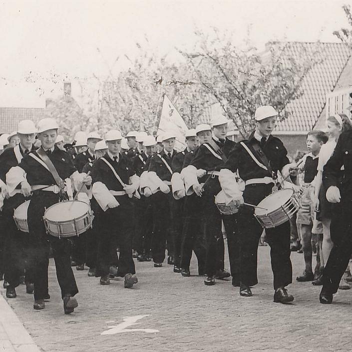 Jeugd Verkeers Brigade | KTK | Kampen | archief | historie | oude foto's | JVB