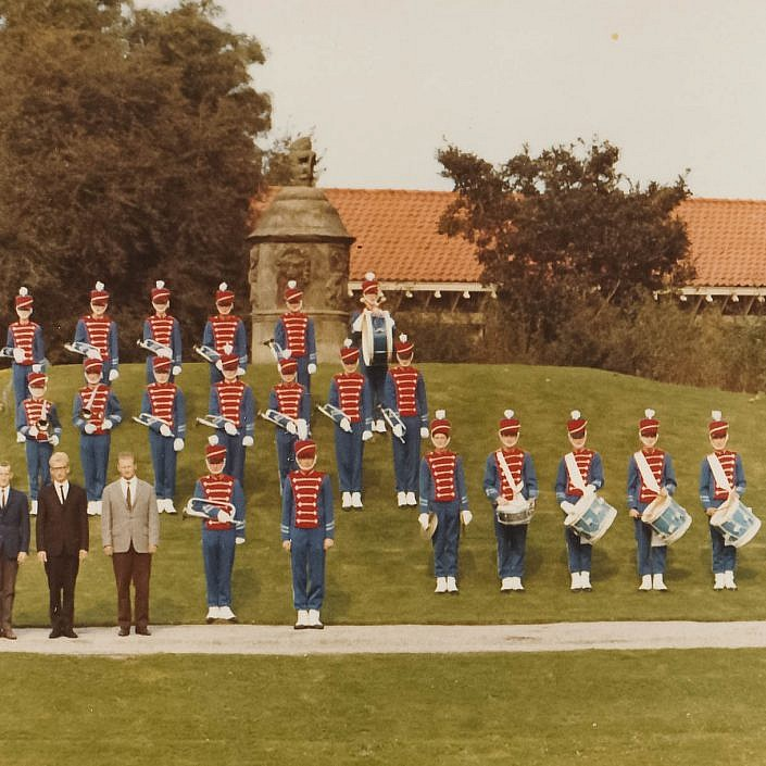 Jeugd Verkeers Brigade | KTK | Kampen | archief | historie | oude foto's | Eerste uniform