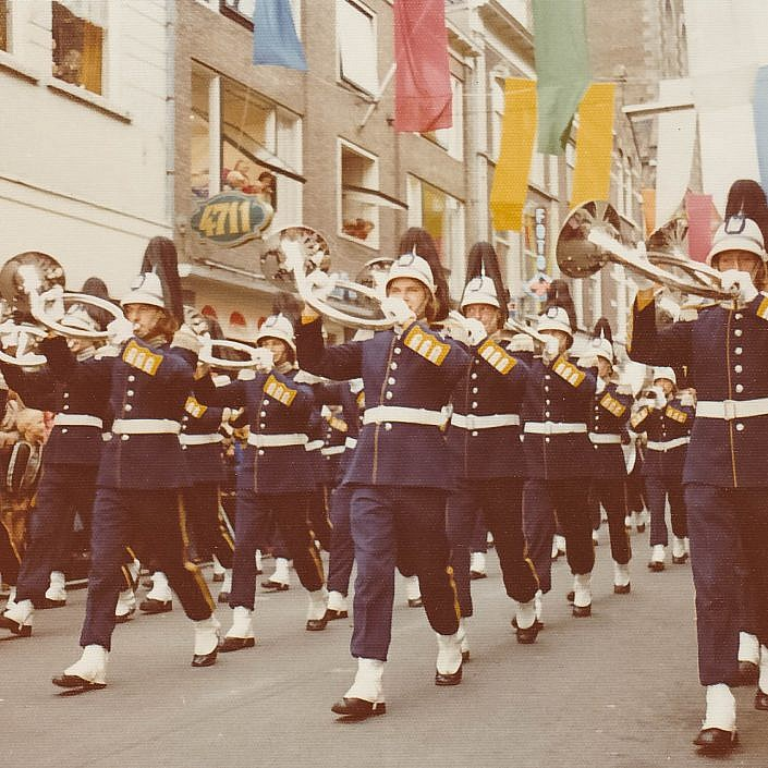 Jeugd Verkeers Brigade | KTK | Kampen | archief | historie | oude foto's | 1976