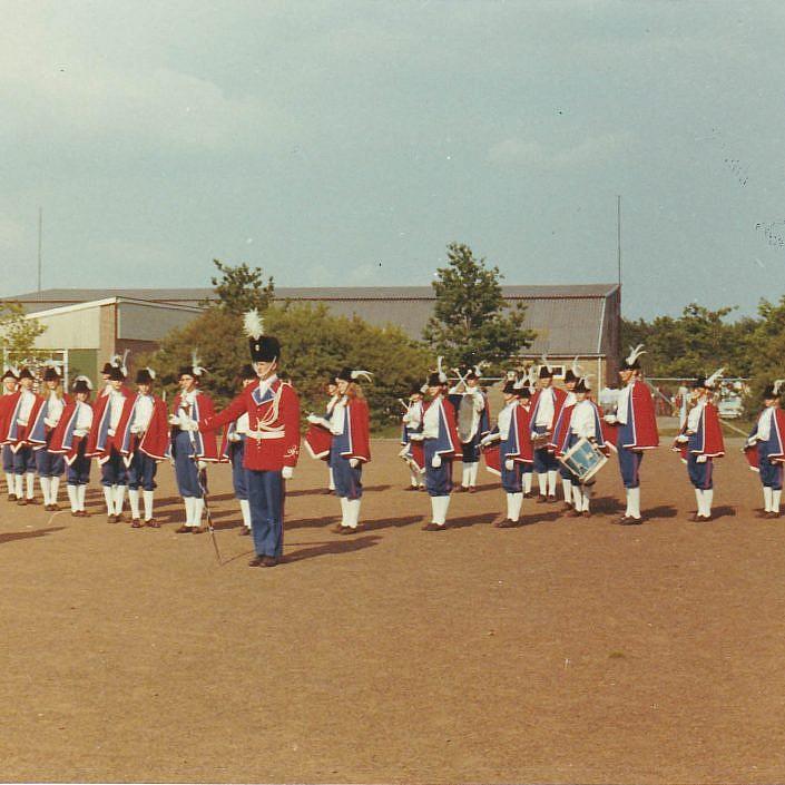 Jeugd Verkeers Brigade | KTK | Kampen | archief | historie | oude foto's | DJT | Presentatiefoto