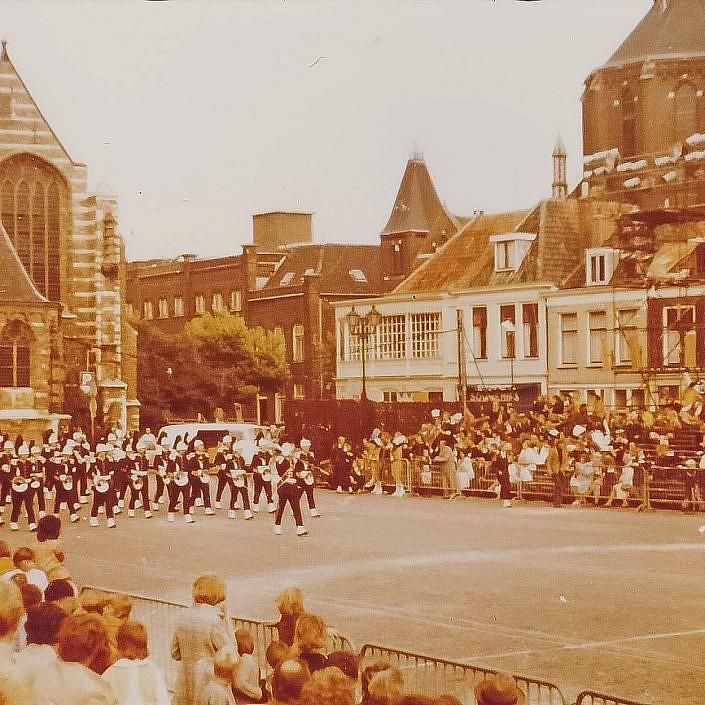 Jeugd Verkeers Brigade | KTK | Kampen | archief | historie | oude foto's | Taptoe Delft