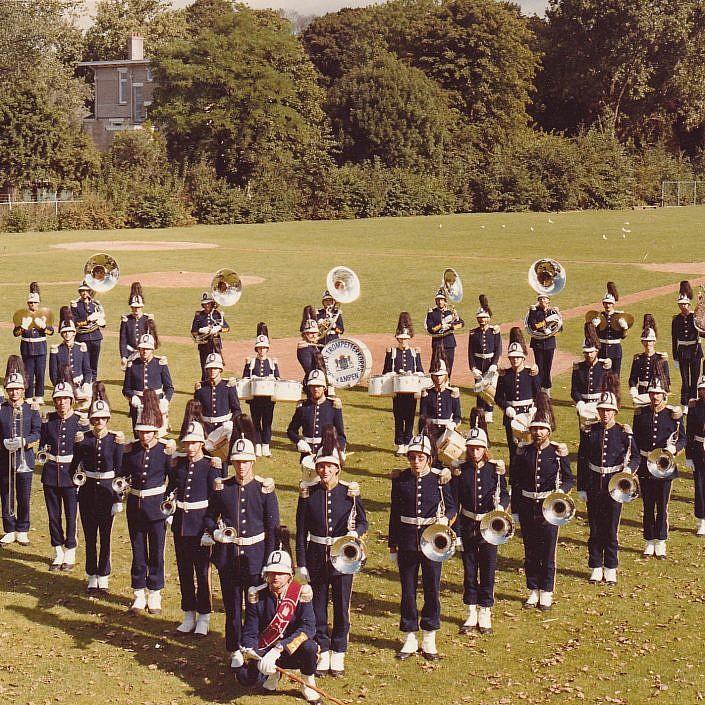 Jeugd Verkeers Brigade | KTK | Kampen | archief | historie | oude foto's | Jachthoornkorps