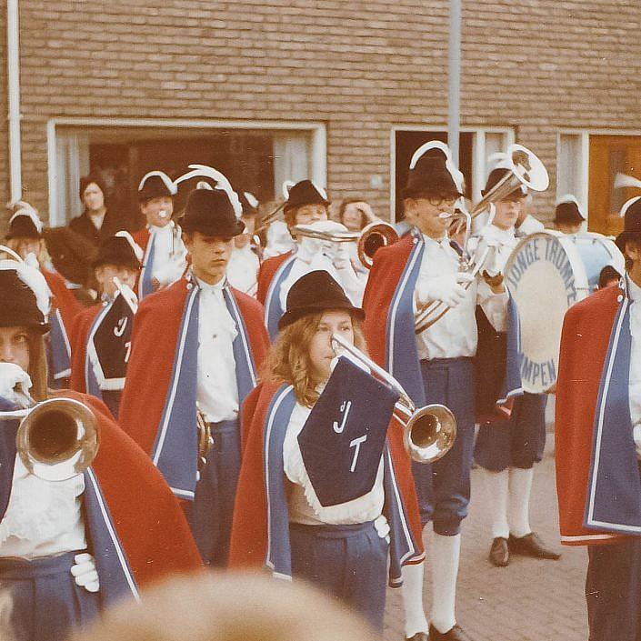 jubileum | Jeugd Verkeers Brigade | KTK | Kampen | archief | historie | oude foto's | DJT | Jong KTK