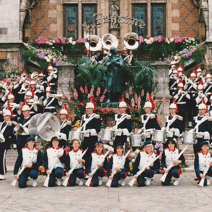 Jeugd Verkeers Brigade | KTK | Kampen | archief | historie | oude foto's | Orleans