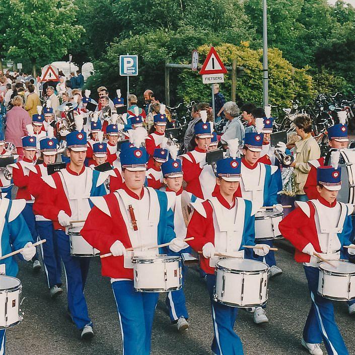 Jeugd Verkeers Brigade | DJT | Kampen | archief | historie | oude foto's | Vierdaagse