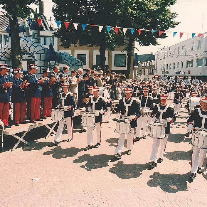 Jeugd Verkeers Brigade | KTK | Kampen | archief | historie | oude foto's | taptoe Tiel