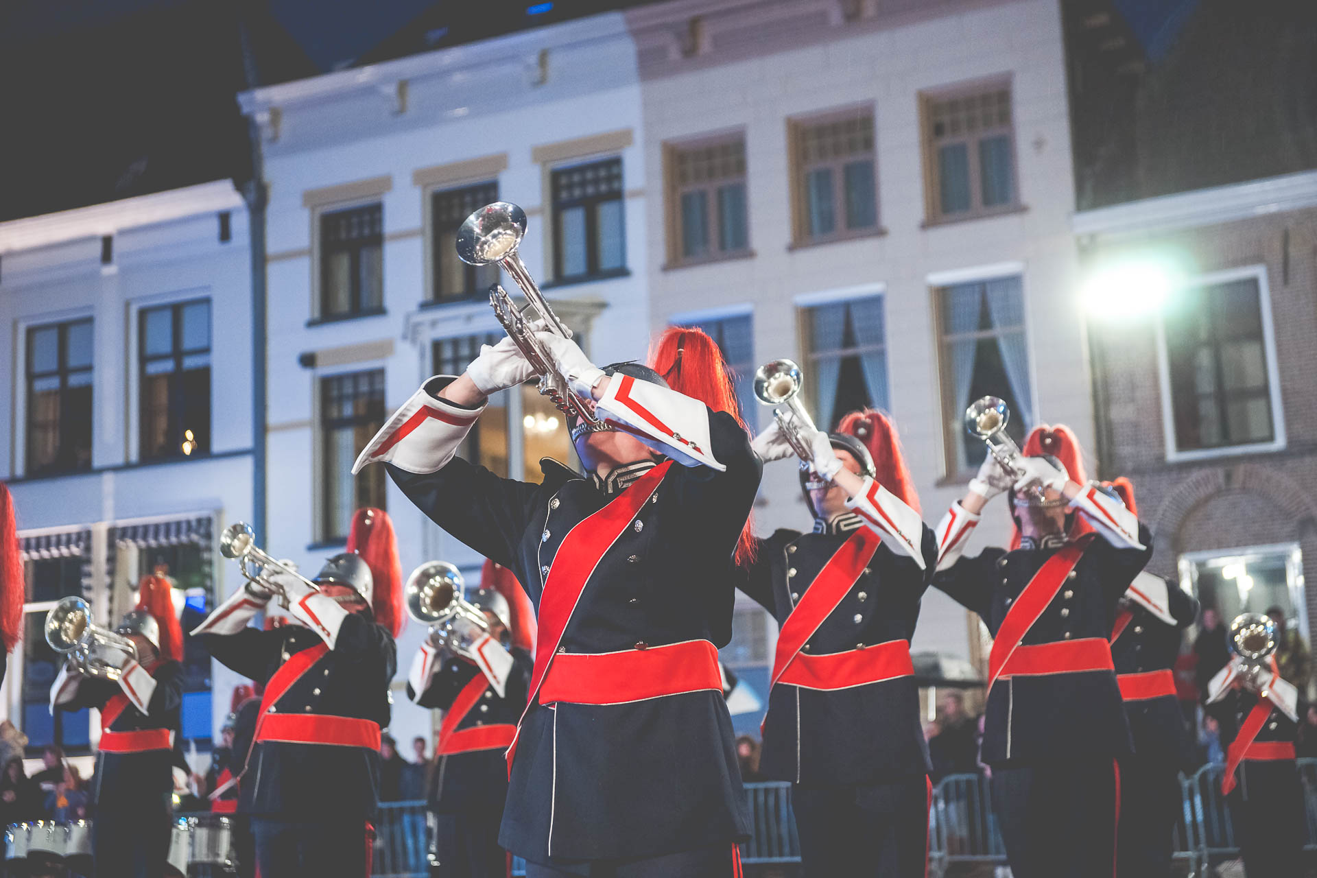 Kamper Trompetter Korps | Event | opening | theater | show | fotograaf | fotografie © fotografiecor.nl