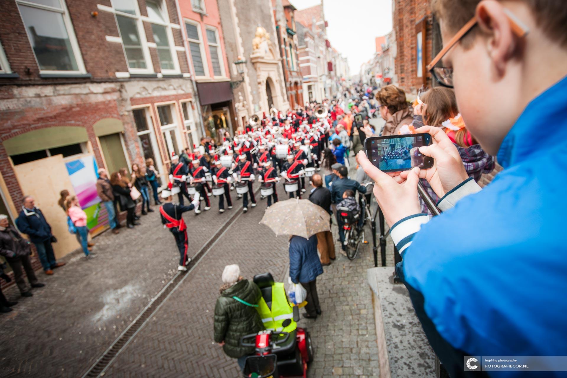Jong KTK | marchingband | jeugd | parade | fotograaf | © Fotografiecor.nl